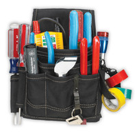 KUNY's EL-1503 9 Pocket Electrical & Maintenance Pouch