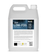 JEM Low-Fog Fluid, High Density, 4x5 L