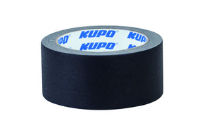 KUPO GTM-515B MATTES GAFFA TAPE-BLACK 48MM x 15YARDS