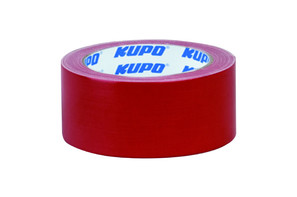 KUPO GT-515R GAFFER TAPE-RED 48MM x 15YARDS