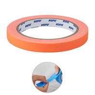KUPO CS-1215OG CLOTH SPIKE TAPE ORANGE 12MM x 15YARDS