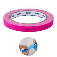 KUPO CS-1215PK CLOTH SPIKE TAPE PINK 12MM x 15YARDS