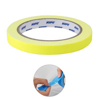 KUPO CS-1215Y CLOTH SPIKE TAPE YELLOW 12MM x 15YARDS