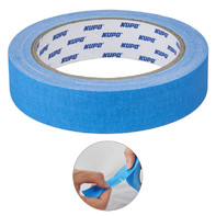 KUPO CS-2415BU CLOTH SPIKE TAPE BLUE 24MM x 15YARDS