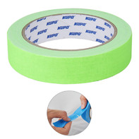 KUPO CS-2415GN CLOTH SPIKE TAPE GREEN 24MM x 15YARDS