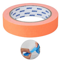 KUPO CS-2415OG CLOTH SPIKE TAPE ORANGE 24MM x 15YARDS