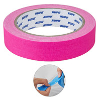 KUPO CS-2415PK CLOTH SPIKE TAPE PINK 24MM x 15YARDS
