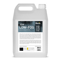 JEM Low-Fog Fluid, Quick Dissipating, 4x5L