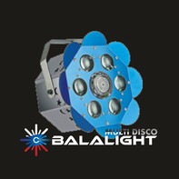 BALALIGHT LEDLASERBOX mini blue